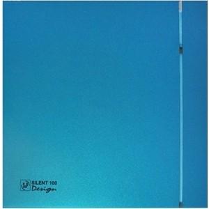 цена на Вентилятор Soler&Palau осевой вытяжной с обратным клапаном D 100 (Silent100CZ Blue DESIGN-4C)