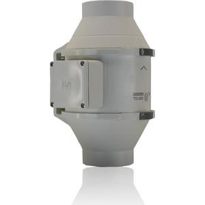 Вентилятор Soler&Palau осевой канальный D 100 (TD250/100) вентилятор канальный cata duct in line 100 130 smt 100