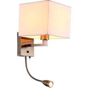 Бра Artelamp A9249AP-2AB бра arte lamp hall a9249ap 2ab