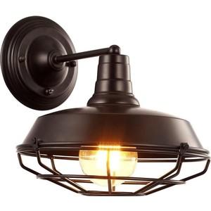 Бра Artelamp A9183AP-1BK artelamp a6520pl 1bk