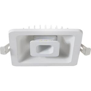 Встраиваемый светодиодный светильник Artelamp A7247PL-2WH встраиваемый светильник artelamp a9214pl 2wh