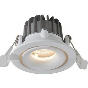 Встраиваемый светодиодный светильник Artelamp A3315PL-1WH
