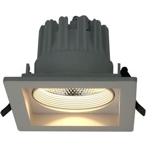 Встраиваемый светодиодный светильник Artelamp A7007PL-1WH