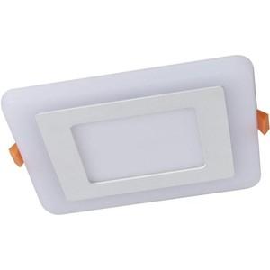 Встраиваемый светодиодный светильник Artelamp A7516PL-2WH встраиваемый светильник artelamp a9214pl 2wh