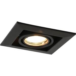 Встраиваемый светильник Artelamp A5941PL-1BK