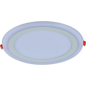 Встраиваемый светодиодный светильник Artelamp A7609PL-2WH