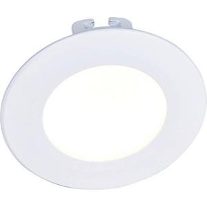 Встраиваемый светодиодный светильник Artelamp A7008PL-1WH