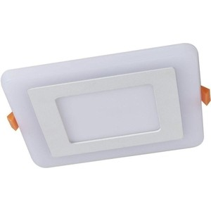 Встраиваемый светодиодный светильник Artelamp A7506PL-2WH