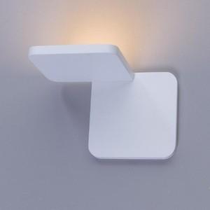 Настенный светодиодный светильник Artelamp A1807AP-1WH настенный светодиодный светильник artelamp a1422ap 1wh