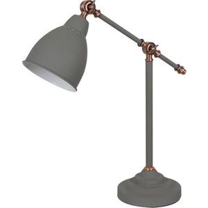 Настольная лампа Artelamp A2054LT-1GY настольная лампа artelamp a2054lt 1wh