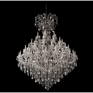 Подвесная люстра Crystal Lux Diva SP60 Chrome серьги diva diva di006dwbcdy4