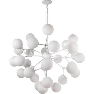все цены на Подвесная люстра Crystal Lux Medea White SP30