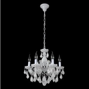 Подвесная люстра Crystal Lux Ines SP6 White цена