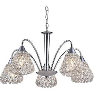 Подвесная люстра Artelamp A9466LM-5CC подвесная люстра arte lamp adamello a9466lm 5cc