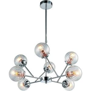 Подвесная люстра Artelamp A9276LM-8CC люстра на штанге arte lamp arancia a9276lm 8cc
