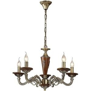 Подвесная люстра Artelamp A5603LM-5AB люстра arte lamp a5603lm 5ab