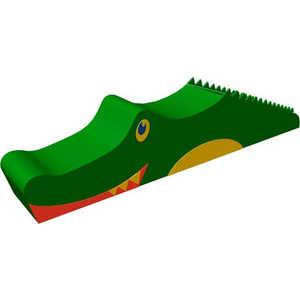 Мягкий игровой элемент КМС Крокодил ДМФ МК-01.41.00 форма профессиональная для изготовления мыла мк восток выдумщики 688758 1