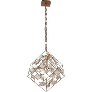 Подвесной светильник Crystal Lux Diego SP4 Gold roomble подвесной светильник pattern makers gold 43
