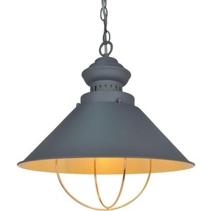 Подвесной светильник Artelamp A3129SP-1GY бра artelamp interior a7107ap 1ab