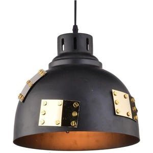 Подвесной светильник Artelamp A6024SP-1BK бра artelamp interior a7107ap 1ab