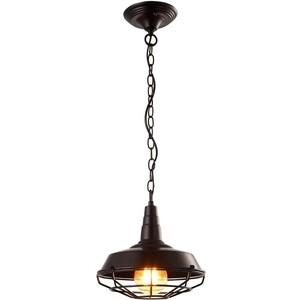 Подвесной светильник Artelamp A9181SP-1BK подвесной светильник arte lamp ferrico a9181sp 1bk