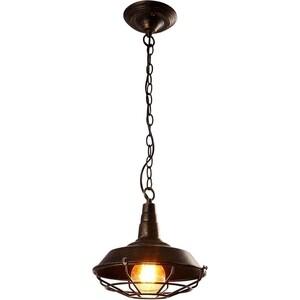 Подвесной светильник Artelamp A9181SP-1BR светильник настольный artelamp woods a1010lt 1br
