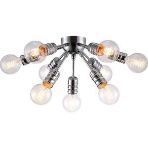 Потолочная люстра Artelamp A9265PL-9CC бра artelamp interior a7107ap 1ab