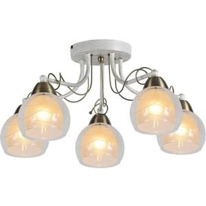 Потолочная люстра Artelamp A1633PL-5WG потолочная люстра arte lamp intreccio a1633pl 5wg