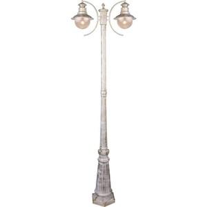 Уличный фонарь Artelamp A1523PA-2WG artelamp torta a7151pl 2wg