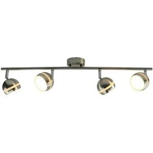 Светодиодный спот Artelamp A6009PL-4SS спот artelamp a3115pl 4ss