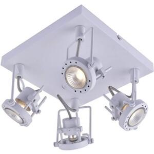 Спот Artelamp A4300PL-4WH спот artelamp a4300pl 3ss