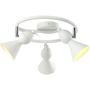Спот Artelamp A9229PL-3WH бра artelamp interior a7107ap 1ab