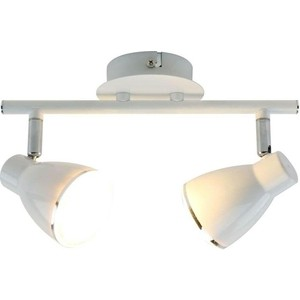 Светодиодный спот Artelamp A6008PL-2WH бра artelamp interior a7107ap 1ab