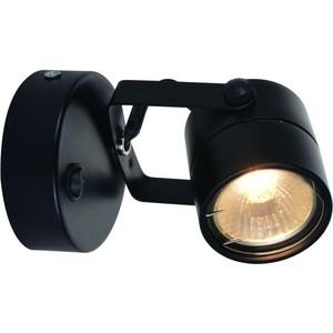 Спот Artelamp A1310AP-1BK бра artelamp interior a7107ap 1ab
