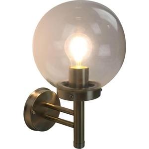 Уличный настенный светильник Artelamp A8365AL-1SS бра artelamp interior a7108ap 1ss