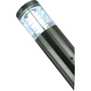 Уличный настенный светильник Artelamp A8363AL-1SS потолочный светильник artelamp a1403sp 1ss