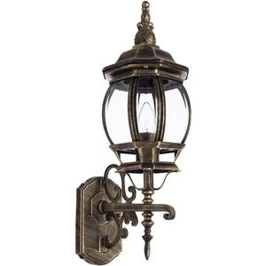 Уличный настенный светильник Artelamp A1041AL-1BN бра artelamp interior a7107ap 1ab