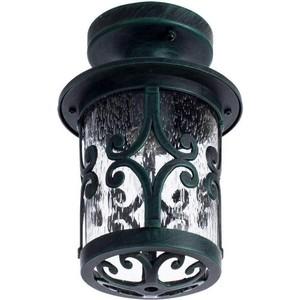 Уличный потолочный светильник Artelamp A1453PF-1BG бра artelamp interior a7107ap 1ab