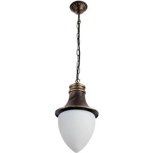 Уличный подвесной светильник Artelamp A1317SO-1BN уличный подвесной светильник artelamp a1205so 1bn