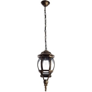Уличный подвесной светильник Artelamp A1045SO-1BN уличный подвесной светильник artelamp a1205so 1bn