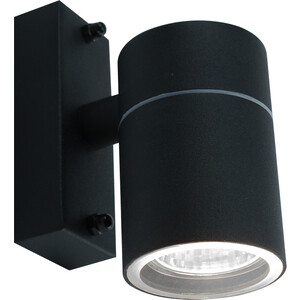Уличный настенный светильник Artelamp A3302AL-1BK noritsu qss3301 3302 qss3501 minilab belt a067808 a096675