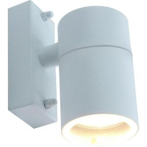 Уличный настенный светильник Artelamp A3302AL-1WH настенный светодиодный светильник artelamp a1422ap 1wh
