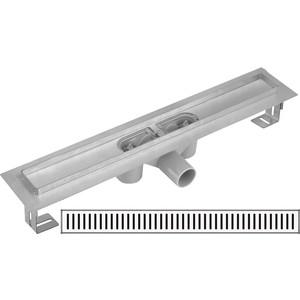 Душевой лоток Gllon с решеткой 80 см (GL-SDL-02A60-DA860+FA800)