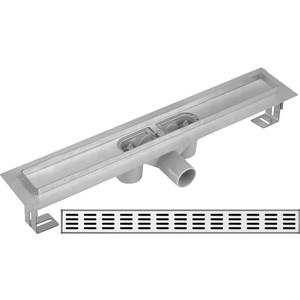 Душевой лоток Gllon с решеткой 80 см (GL-SDL-02A60-DA860+FO800)