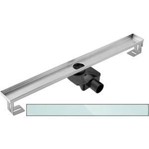 Душевой лоток Gllon с решеткой 80 см (GL-SDL-02B70-DI800+FS800)