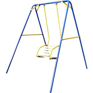 Качели Лидер 1-01 сине/жёлтый (0828) цены