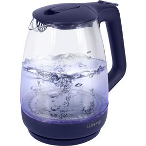 Чайник электрический Lumme LU-140 темный топаз чайник электрический lumme lu 132 темный циркон