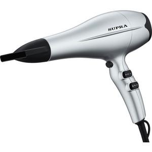 Фен Supra PHS-2203L silver supra phs 1211 white silver