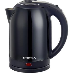 Чайник электрический Supra KES-2003N black чайник supra kes 1724 white grey