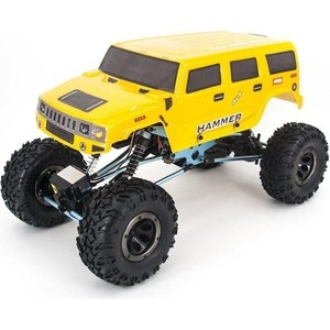 Радиоуправляемый краулер HSP Right Racing Electric Crawler 4WD RTR масштаб 1:10 2.4G - 131800 new hsp baja 1 8th scale nitro power off road buggy rtr camper 94860 with 2 4ghz radio control rc car remote control toys